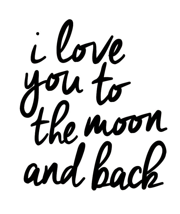 to the moon and back  |  kiwi's list.