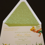 Lou's Tinker Bell Party