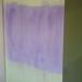 Testing Paint Colors.