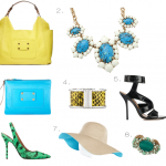 Fashion Friday: AT's Sunny Summer Accessories.