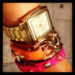 Leather Chain Bracelets.
