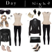Fashion Friday: Day Into Night.
