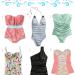 Fashion Friday: Let's Swim.
