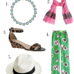Fashion Friday: J. Crew Spring Hit List.