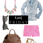 Fashion Friday: Gone Casual.