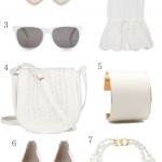 Fashion Friday: White Hot.