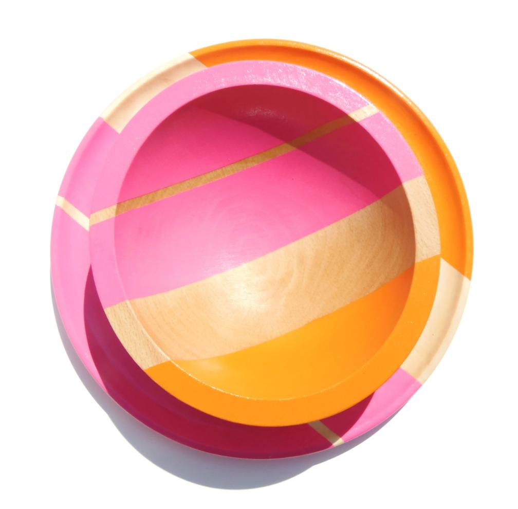 Pink & Orange Collection