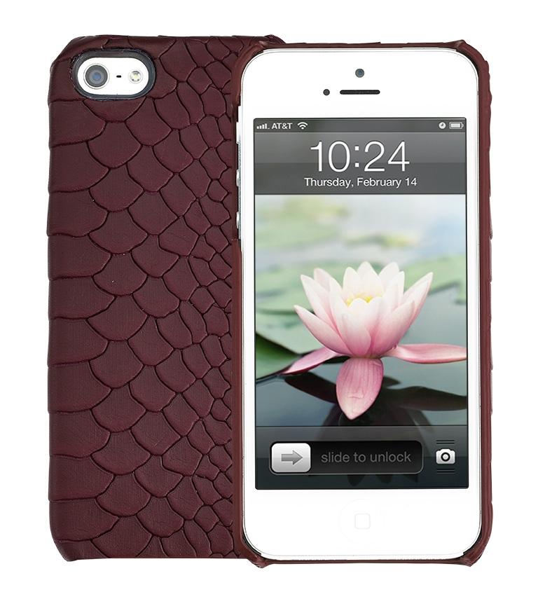 Gigi Plum iPhone Case