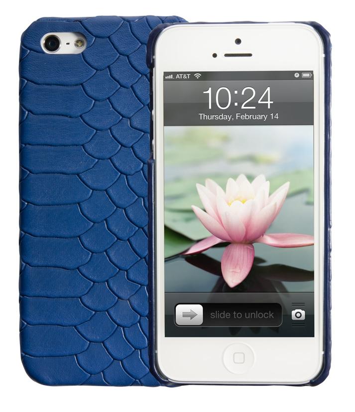 Gigi  Blue iPhone Case