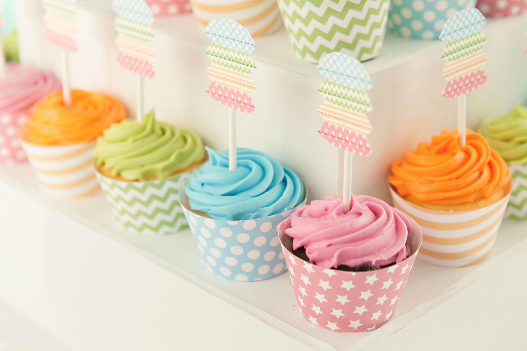 sleepover cupcakes