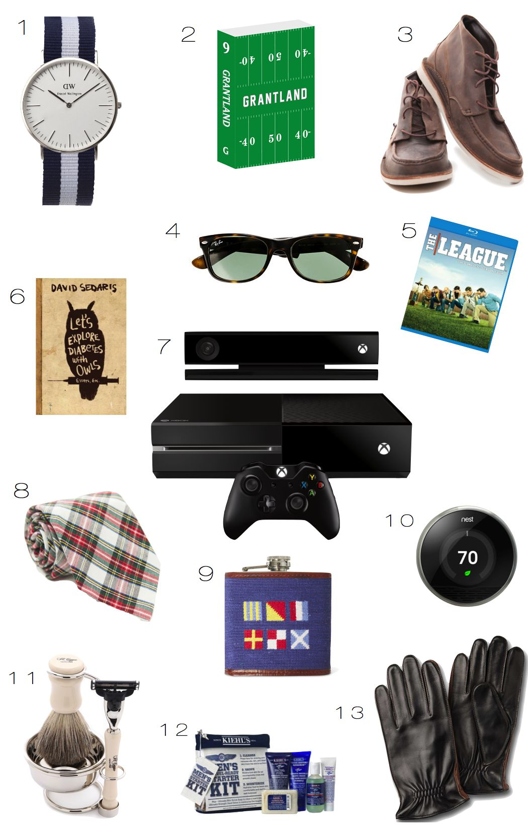 Gift Guide For Him 2013 | Kiki's List
