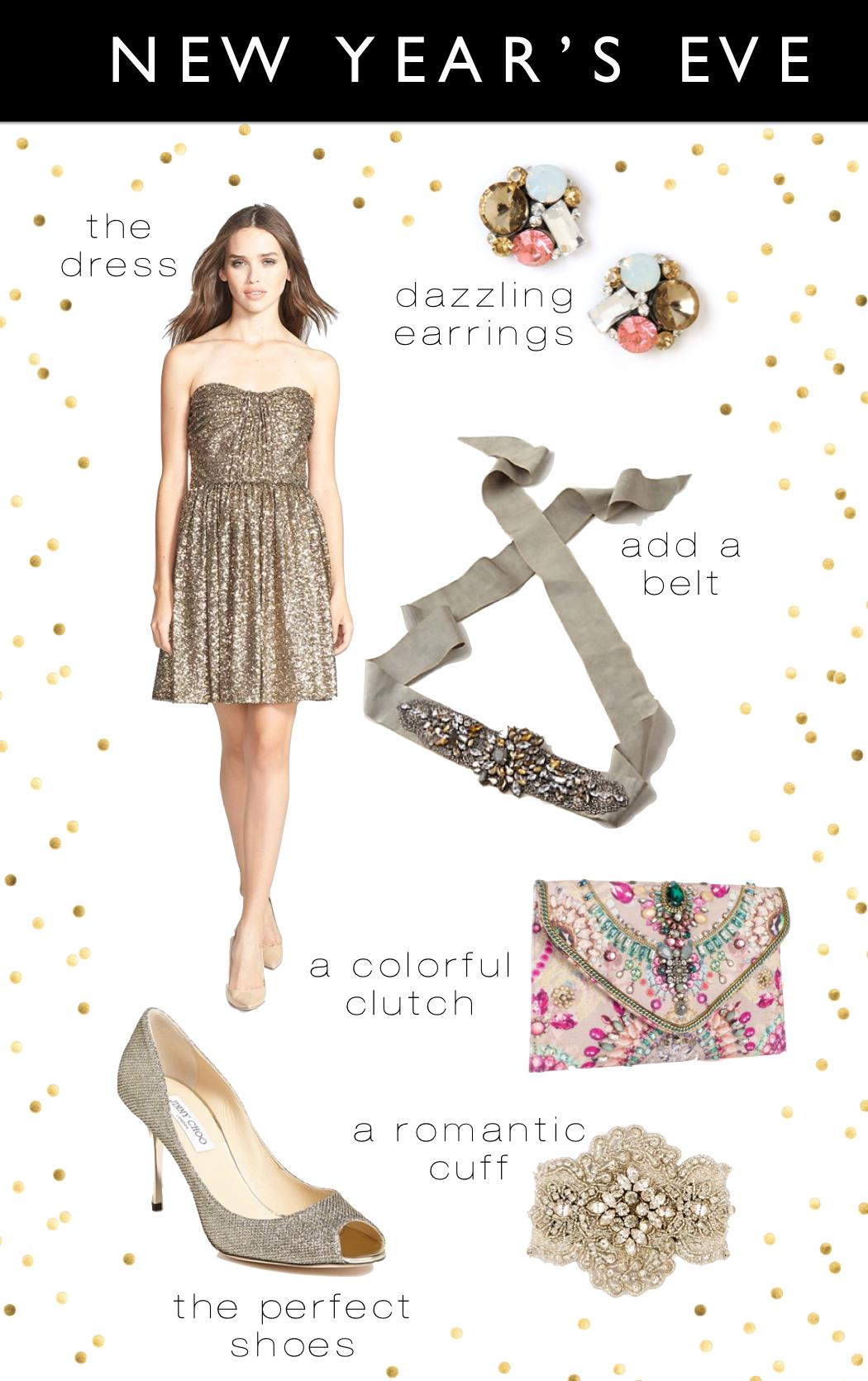 New Year's Eve | Kiki's List.