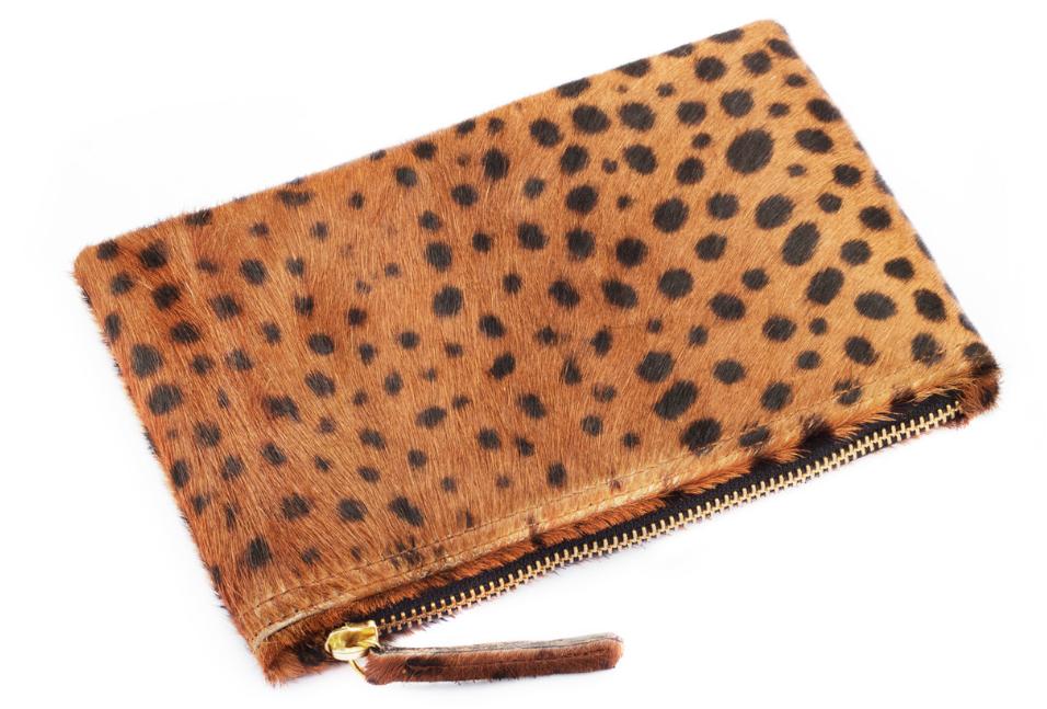 Cheetah Pouchette