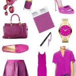 fashion friday:  radiant orchid.