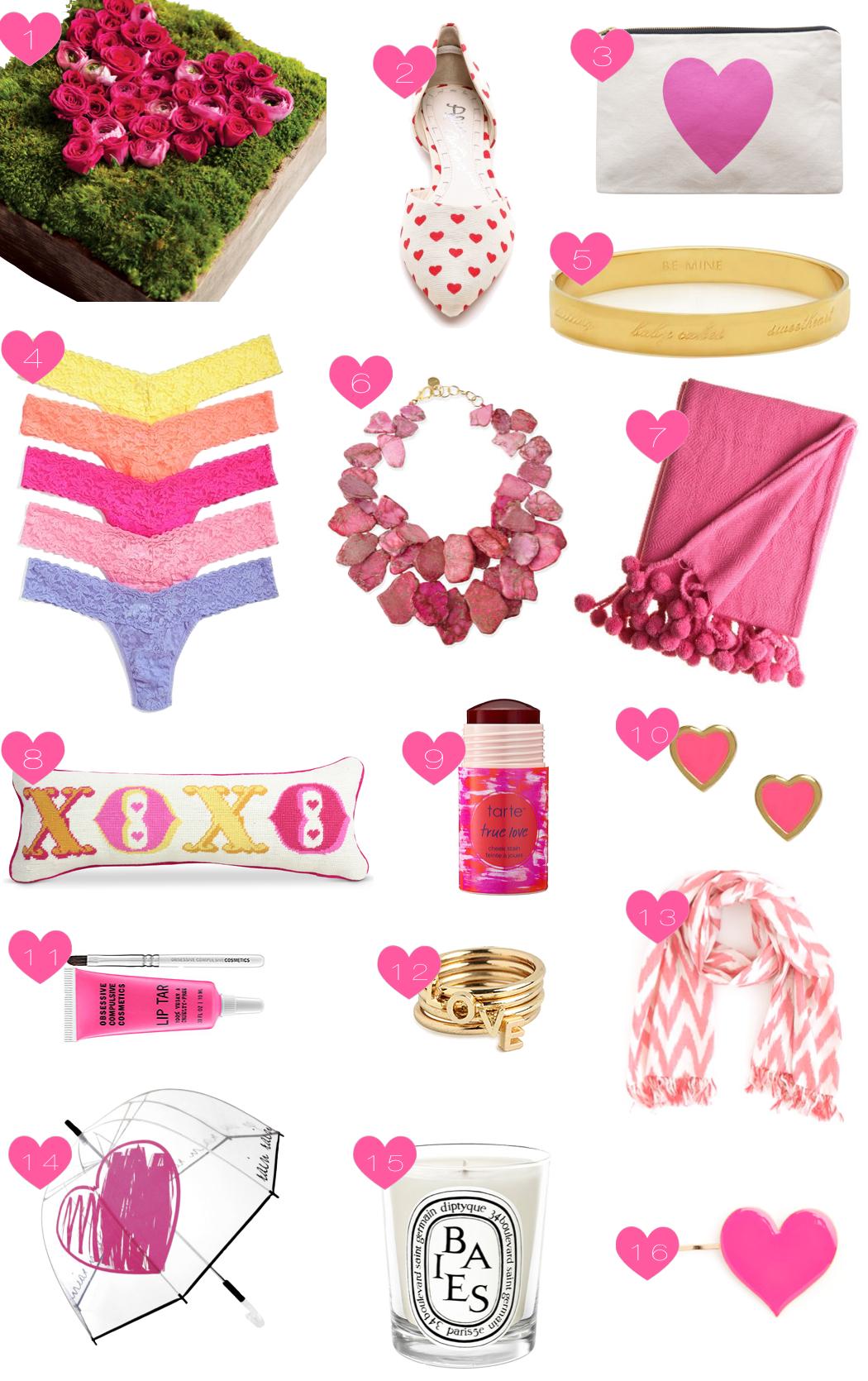 Valentine's Gift Guide  |  Kiki's List