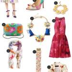 fashion friday: spring bouquet.