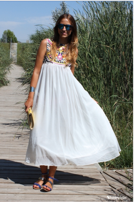 summatime dress  |  kiki's list.