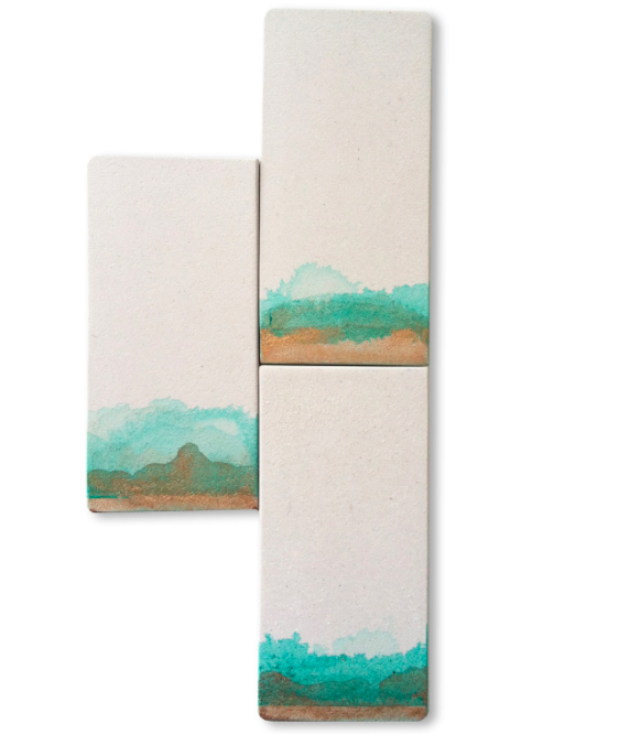 watercolor tiles  |  kiki's list