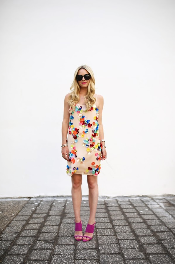 hot summer dress  |  kiki's list