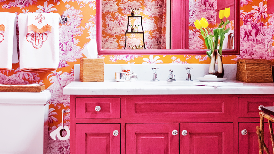 going bold in the bath  |  kiki's list