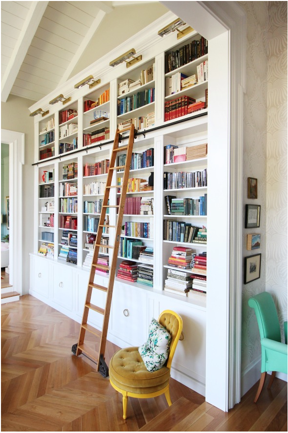 best bookcases ever  |  kiki's list