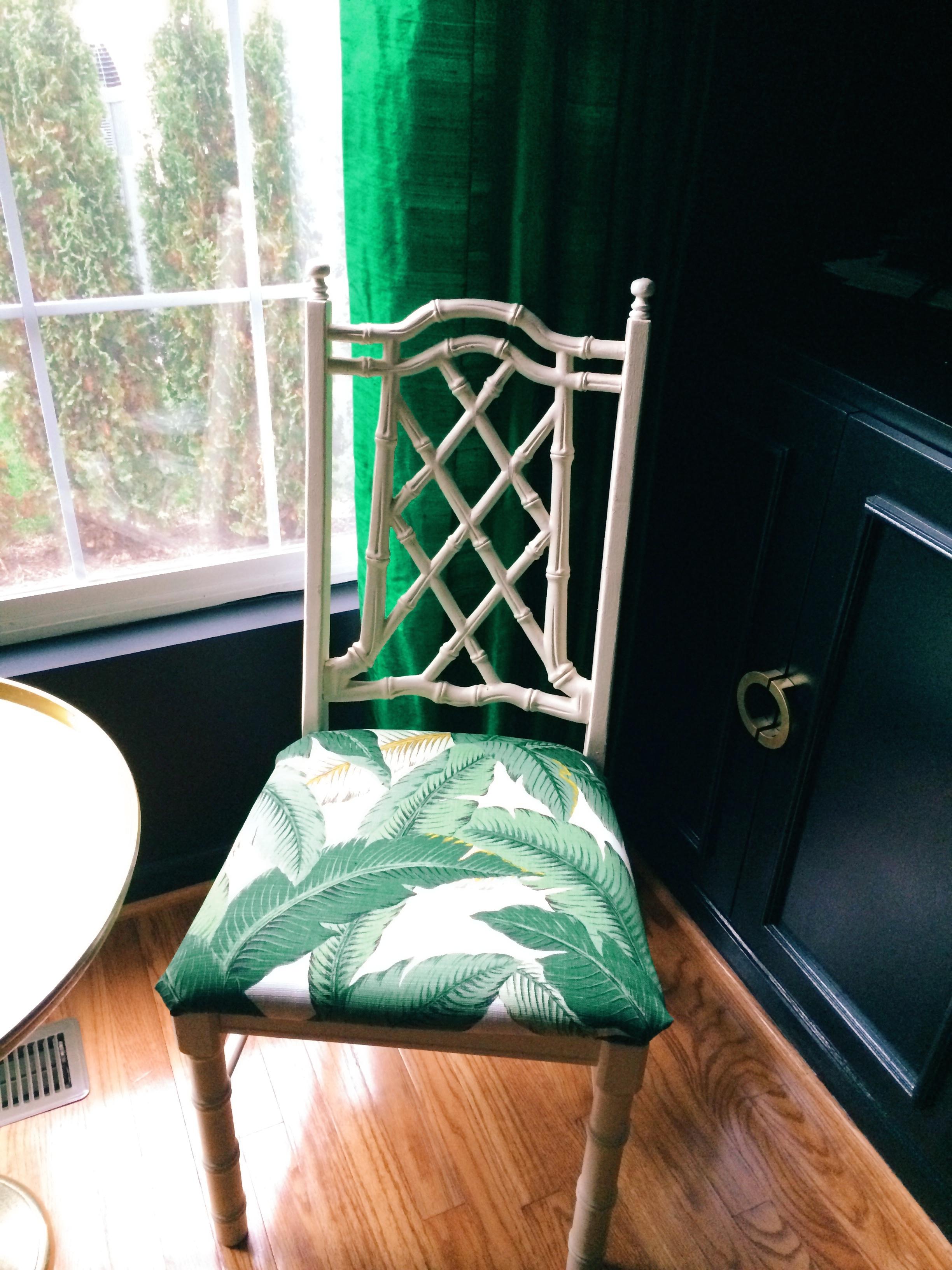 bamboo chair  |  kiki's list