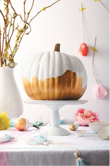 pumpkin makeover  |  kiki's list.