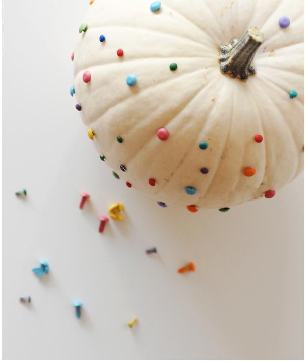 pumpkin makeover  |  kiki's list.