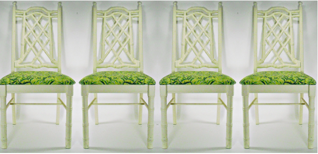 bamboo chairs  | kiki's list