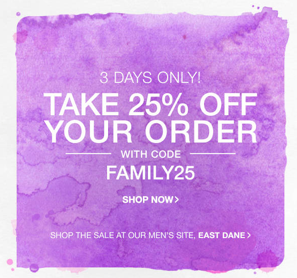 SHOPBOP Friends and Family Sale  |  Kiki's List