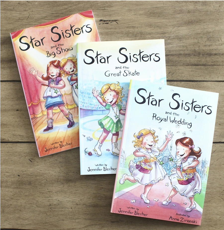 Star Sisters  |  Kiki's List.