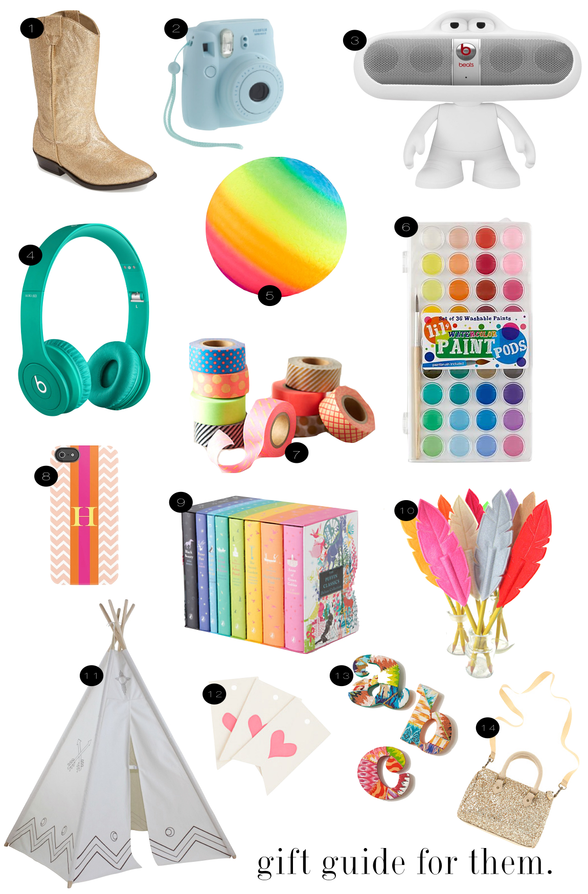 Holiday Gift Guide for Them  |  Kiki's List