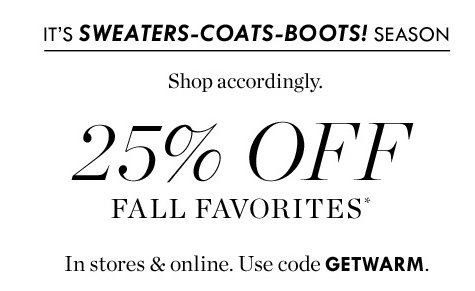 J. Crew Fall Favorites Sale  |  Kiki's List