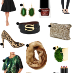 fashion friday:  holiday office party.