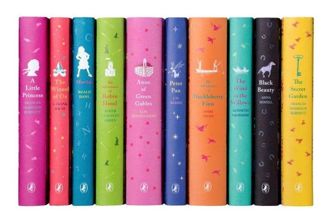 Penguin's Classics     Kiki's List.