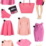 fashion friday:  pretty in pink.