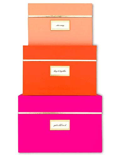 Nesting Boxes  |  Kiki's List.