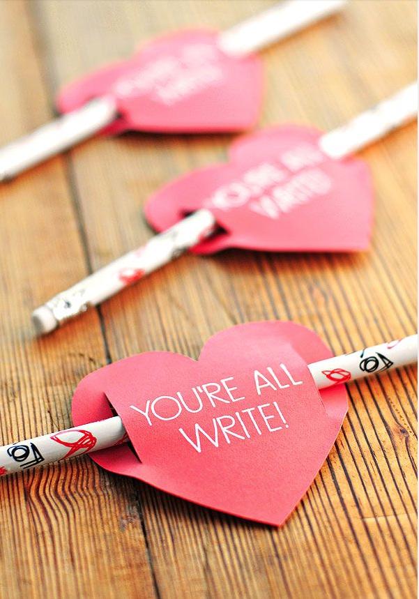 The Best Treat Free Valentines  |  Kiki's List
