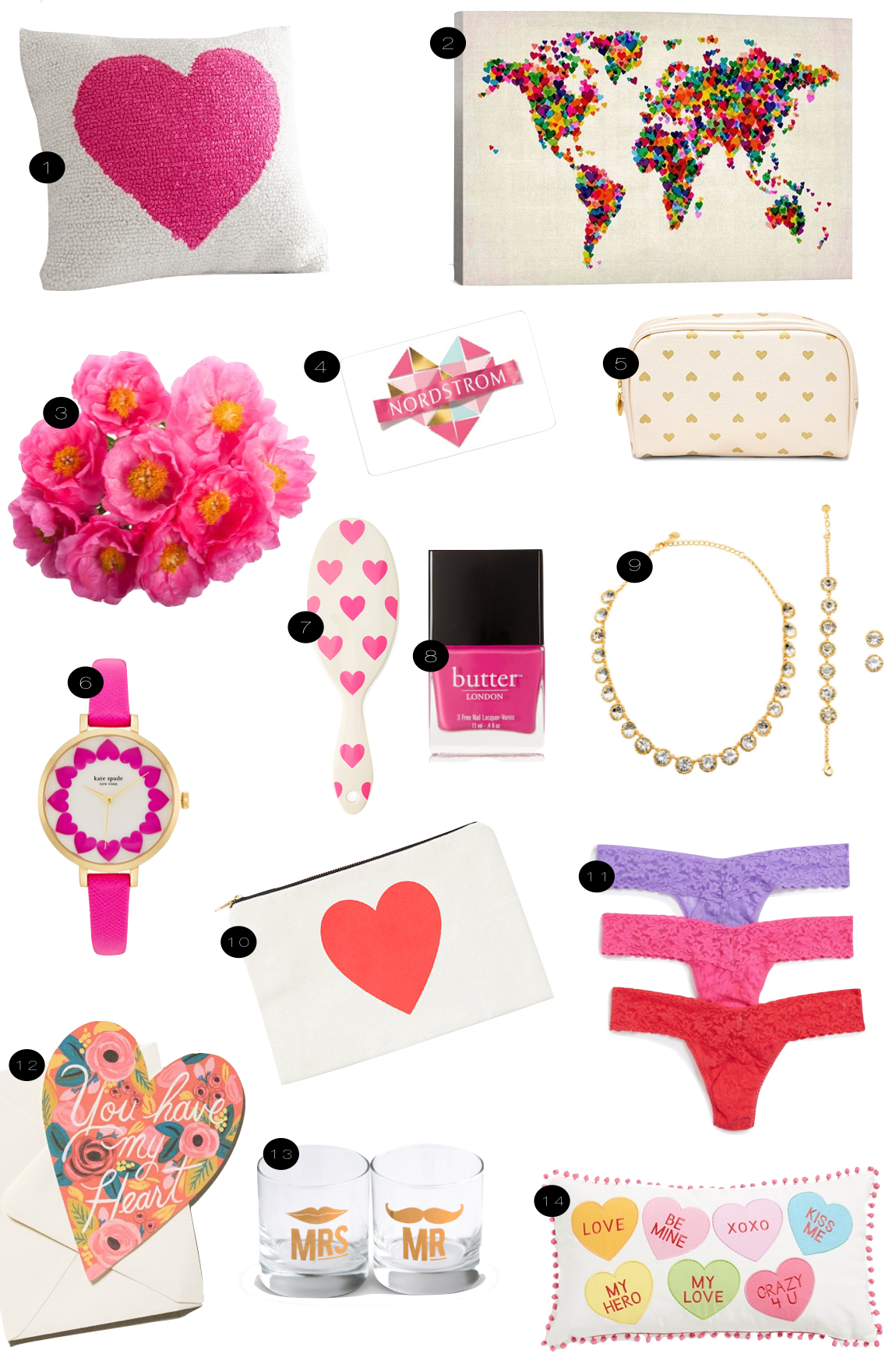 Valentine's Day Gift Guide  |  Kiki's List