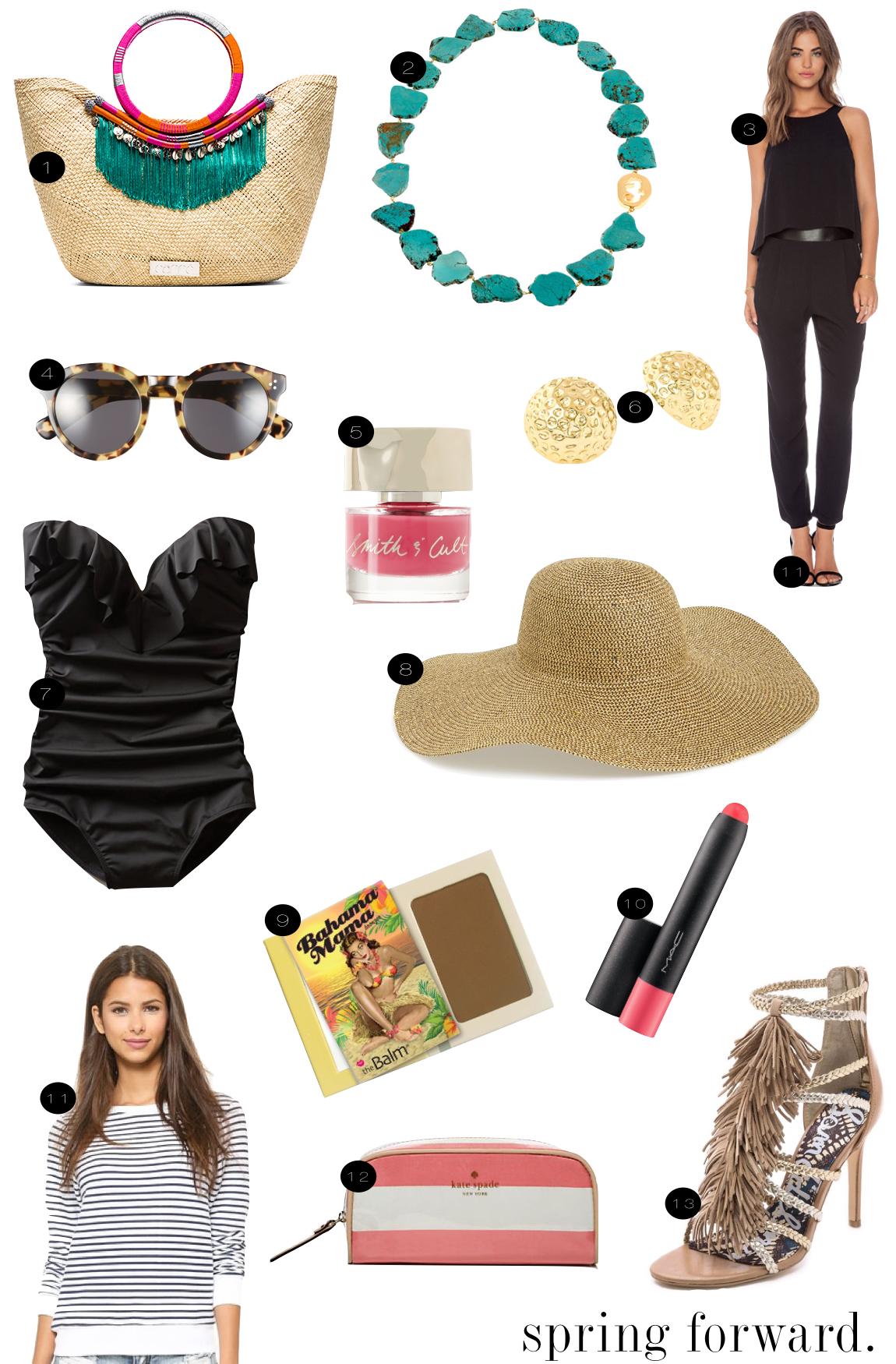 fashion friday  |  kiki's list