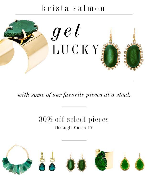 Get Lucky  |  Krista Salmon