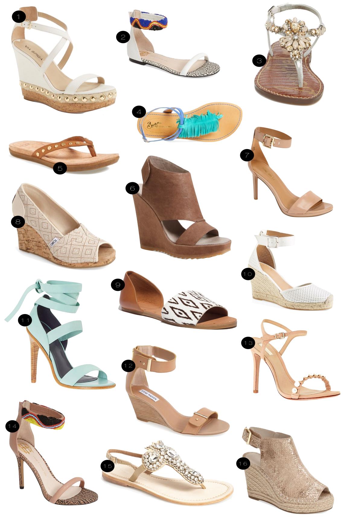 Sandals |  Kiki's List