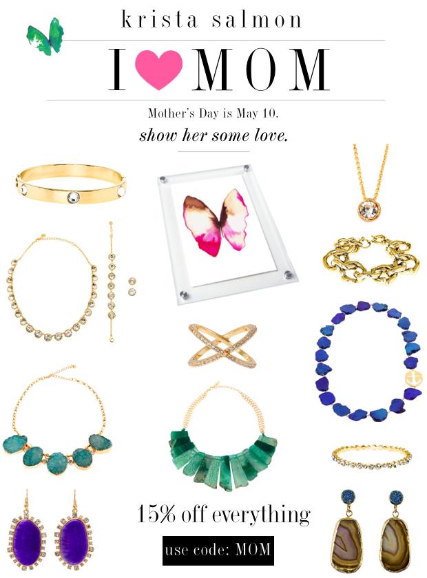 I ♥ MOM  |  Krista Salmon