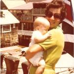 Happy Birthday Mom.