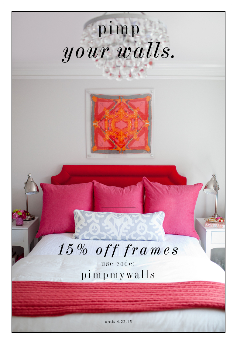 Pimp Your Walls  |  Kiki's List