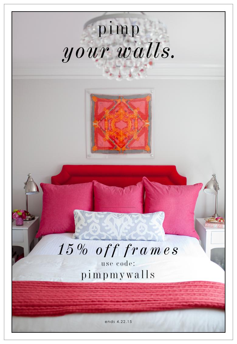 Pimp Your Walls  |  Kiki's List