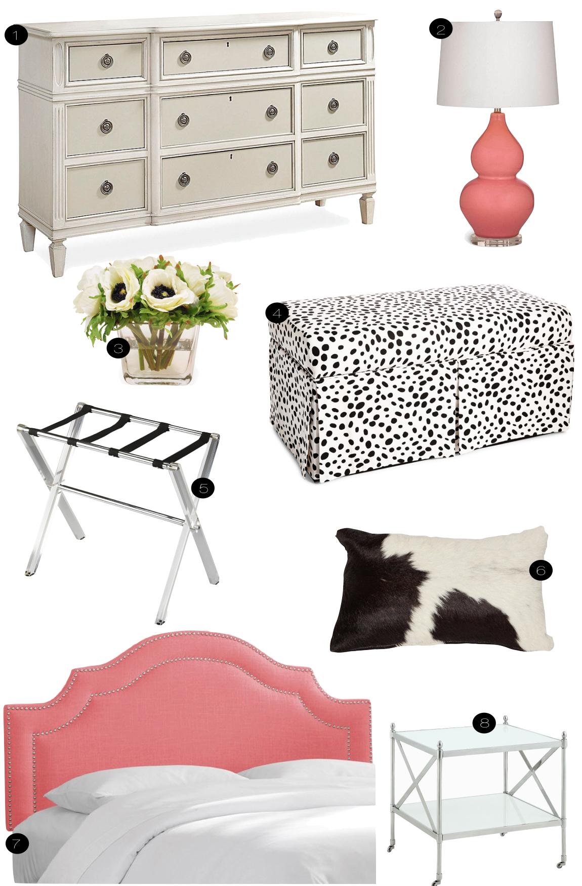 Guest Bedroom |  Kiki's List.