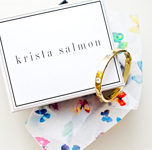 Spoil Mom  |  Krista Salmon