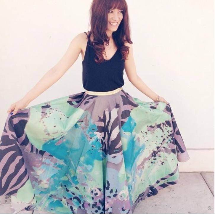 Pintura Ball Skirt |  Kiki's List