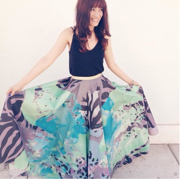 Pintura Ball Skirt |  Kiki's List